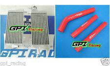 radiator + hose KTM 125 144 150 SX 125SX 144SX 150SX 07-10 08 09 2007 2008 2009