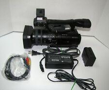 Sony Hvr-V1U Camcorder Di 00006000 gital Hd Video Camera Recorder Hdv 1080i/miniDv