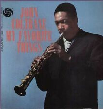 John Coltrane Jazz LP Records