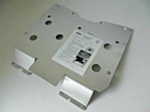 GENUINE Yamaha Rhino 660 - Aluminum Skid Crankcase Bottom Lower Plate Guard NEW