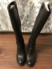 Women's Genuine Leather Riding Boots