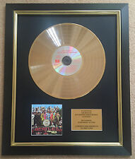Beatles / Ltd Edition CD Gold Disc / Record  Sgt Peppers Lonely Hearts Club Band