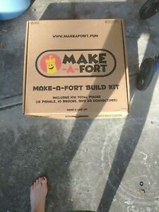 Make-A-Fort Build Kit-Age 4 and up