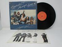 Quicksilver Messenger Service Solid Silver LP Capitol 1975 Original Liner