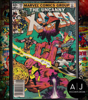 Uncanny X-Men #160 FN- 5.5 (Marvel)