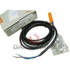 Ifm If0001 Module Inductive Sensor Plastic Threads Proximity Switch New