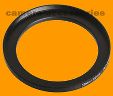 55mm to 62mm 55-62 Stepping Step Up Filter Ring Adapter 55-62mm 55mm-62mm (UK)