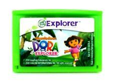 Dora the Explorer Leap Frog Leapster Explorer Cartridge Learning Game