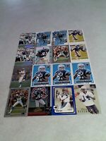 *****Donald Hayes*****  Lot of 32 cards.....15 DIFFERENT / Football