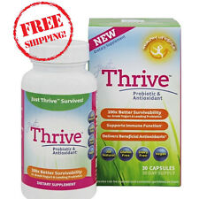 Just Thrive Probiotic & Antioxidant - 30 caps - IMMUNITY, GUT HEALTH, REGULARITY