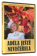 Adela jeste nevecerela  Adele's Dinner 1977 Czech DVD Engl.subt. Digitally rest.