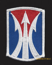 11TH INFANTRY BRIGADE SSI HAT PATCH US ARMY VETERAN GIFT PIN UP