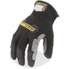Ironclad Workforce Gloves Large Wfg 04 L Black Gray