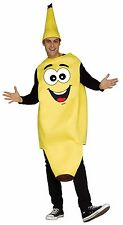 Adult Funny Banana Costume One Size
