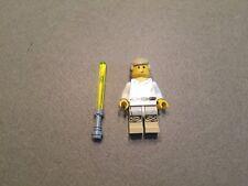 LEGO Star Wars Luke Skywalker Tatooine minifig 7110 minifigure w/ lightsaber