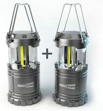 Lampe Lanterne LED Technologie COB 300 LUMENS Puissant