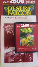 Desert Falcon Atari VCS 2600 (Modul, Anleitung, Verpackung) Classic-Game