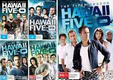 HAWAII FIVE-O 5-O : SEASON 1 2 3 4 5 : NEW DVD