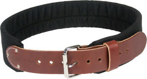 Occidental Leather 8003 3-inch Wide Padded Nylon Work Tool Belt, Large