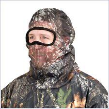 Mossy Oak Full Headnet Face Mask Mesh MO-CH-BU Break Up Camo