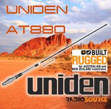 UNIDEN AT880 TWIN 6.6DBi+3DB UHF CB FGLASS ANTENNA KIT