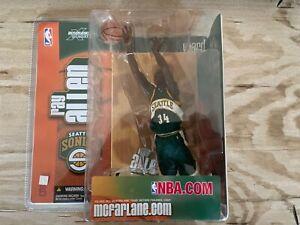 2003 McFarlane  NBA Basketball Series 5 Ray Allen Bucks Action Figure  New