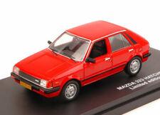 Mazda 323 Hatchback 1982 Red 1:43 Model TRIPLE 9