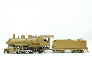 HO Scale PFM Pacific Fast Mail BRASS Undecorated 4-6-0 Steam Locomotive - Japan