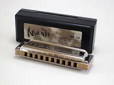 Suzuki Manji Harmonica Key - C