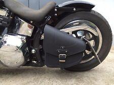 Bag For Swing Arm Harley Davidson Springer Starrahmen Packtasche Breakout #120