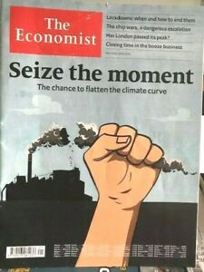 MAGAZINE THE ECONOMIST N°27 - july 4th-10th 2020 - RETRO OR RADICAL? - TBE