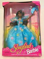 Barbie 1995 Songbird African American Barbie Doll #14486 NRFB