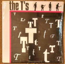 The T's LP EP Boston Post Punk Power Pop PRIVATE John Fannon