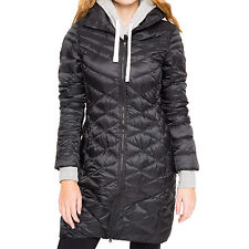 fdd6fc2ffa6a 541406-010 With Tag Nike Women Cascade Hooded 550 Down Parka Jacket Regular  S
