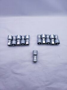 Eaton #4 Female Hydraulic Fitting. Lot Of 11pc