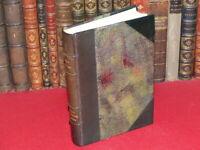 ALFRED DE VIGNY SERVITUDE & GRANDEUR MILITAIRES RELIE 1913 N°Bibl.du Bibliophile