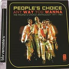 People's Choice - Any Way You Wanna: Anthology (1971-1981) (NEW 2CD)
