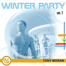 Party Groove: Winter Party Vol 7 by Tony Moran CD Donna Summer Haru Steven Tibet