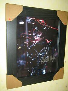 Michelle Pfeiffer; Gorgeous Hand Signed Photograph {8x10} Framed + CoA