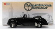 Lansdowne Models 1/43 Scale LDM58B - 1949 Lagonda 2.6 Litre DHC - Black
