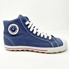 PF Flyers Grounder Hi Reiss NC Navy Mens Casual Shoes PM11GH4C