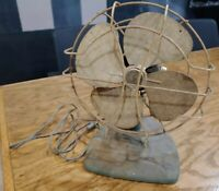"""Superior Electric 8"""" Blade Fan Model 853 needs work 1960's"""