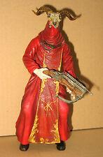 Resident evil ILLUMINADOS MONK  Red Monk  figure (Neca) .