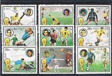 Serie voetbal / football (08) WK 1974 - Fujeira