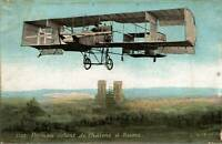 Aviation - Farman volant de Chálons á Reims 02.83