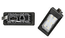 2x LED SMD Kennzeichenbeleuchtung AUDI A1 Sportback 8XA 8XK / ADPN