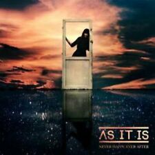 As It Is - Never Happy, Ever After [CD]