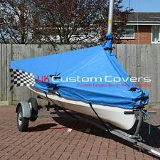 SOLO DINGHY BOAT OVERBOOM PREMIUM TAILORED COVER 203