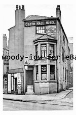 pt9287 - Cloth Hall Hotel , Leeds , Yorkshire - photograph