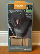 Kurgo New Extended Width Dog Bench Seat Cover, Hampton Sand ~ Free Shipping